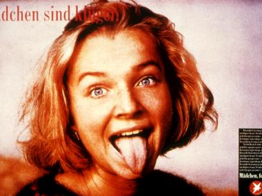 """Anzeige für den Wettbewerb """"Jugend forscht"""", 1987"""