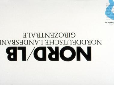 Anzeige zum Kunstpreis der Nord/LB 1987