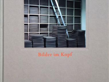 """Katalog """"Bilder im Kopf"""", Ausstellung im NRW-Forum Düsseldorf 2007, Titelabbildung: Thomas Demand"""