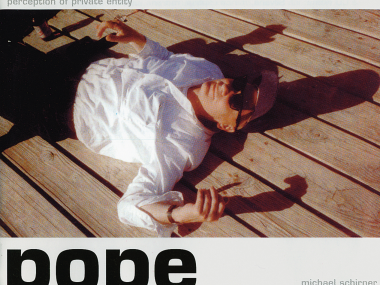 POPE, Pop-CD von Michael Schirner, 1999, Cover
