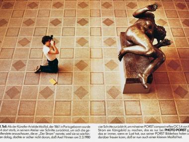 Zeitschriftenanzeige für Photo Porst, 1981