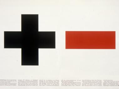 Imageanzeige für die Post, 1979