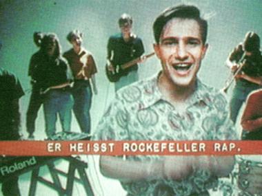 Kinofilm für das Girokonto der Nord/LB, Screen Shot, 1983